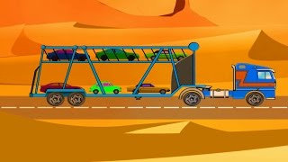 Truck | Car Loading Truck | Uses Of Truck