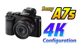 4K Shooting on the A7s | How to record 4K HDMI Footage out of the Sony A7s
