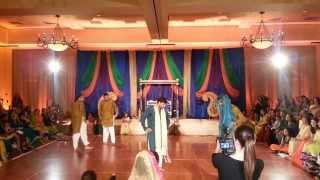Jainal and Haseena Mehndi - Guys Dance Video
