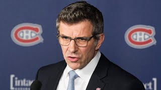 What move would signal a rebuild of the Montreal Canadiens?