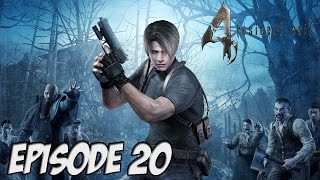 RESIDENT EVIL 4 : ASHLEY LE RE-RE-RETOUR | Ep 20