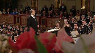 Vienna: Muti dirige il concerto di capodanno
