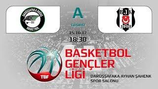 Darüşşafaka Basketbol  - Beşiktaş