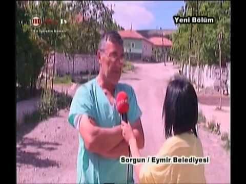 Eymir Kasabası Tanıtımı Medya Tv İshak Koca