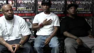 Outlawz Live Interview on XXLMag.com [2011] [September 15th]