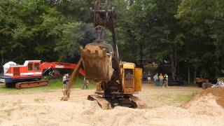 Zagray 2015 - Me Learning the Lorain 80-J Cable Shovel