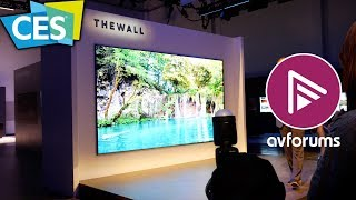 Samsung's Micro LED & The Wall: Game Changer Or Marketing Hype?