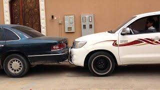 #مواقف | جارنا راعي الفورد - بغينا نسبب حادث !!