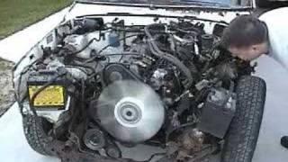 Toyota Diesel 1L Engine