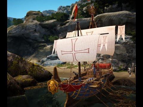 bdo лодка