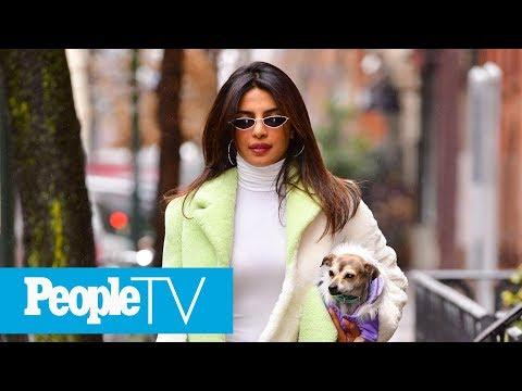 Xxx Mp4 Newlywed Priyanka Chopra Steps Out In N Y C In White Ensemble PeopleTV 3gp Sex