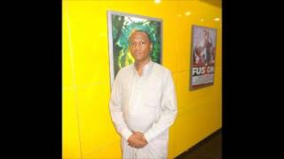 Dr. M.S. Idiagbon of the University Ilorin Sex Scandal