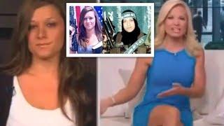 Bible-Toting, Gun-Wielding Woman Gets Big Wet Kiss From Fox News