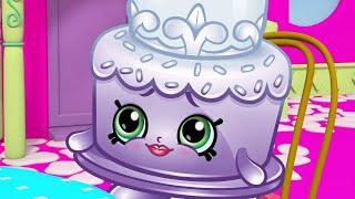 SHOPKINS SHOPVILLE CARTOON SPECIAL NEW COMPILATION | QUEEN CAKE | Kids Movies | Shopkins Episodes