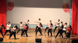 DPS-MIS Farewell 2016 Dance Performance