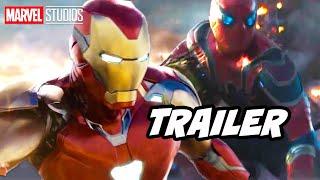 Avengers Infinity War Trailer 2 Breakdown - Thanos Infinity Gauntlet
