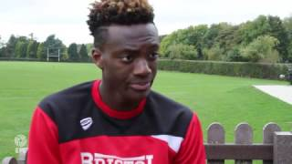 Tammy Abraham - EFL Young Player of the Month (September 2016)