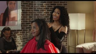 Nicki Minaj Jokes She Can Get Anything With Her Booty in 'Barbershop: The Next Cut'