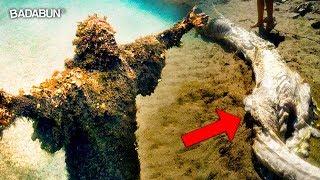 7 Cosas impactantes encontradas en el fondo del mar