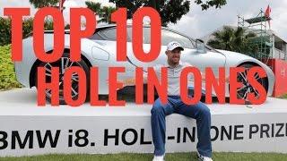 Top 10 Hole in Ones 2016 PGA Tour Season