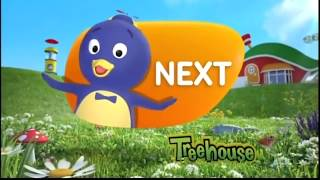 """Treehouse TV """"Coming Up"""" bumper - The Backyardigans (2013)"""