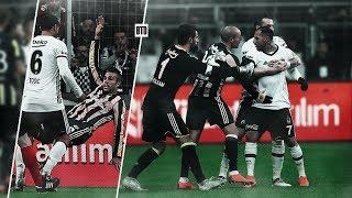 Hak Edene Hak Ettiği Gibi!  - Beşiktaş vs fenerbahçe - FİGHT!