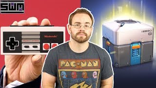 Switch NES Controller Details, EA Loot Boxes , Nintendo Direct And Your Comments   Saturday Show