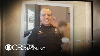 """Twin brother of murdered police officer speaks out on """"48 Hours"""""""