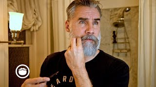Styling My Beard and Hair in Real Time