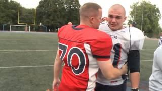 U.S. Military Airman Surprises Son at his Football Game (Emotional Version) Surprise!