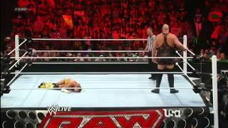 'RAW 16/07/12' Cm Punk vs. Big Show (Español Latino)