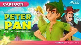 Peter Pan Kids Story | Bedtime Stories for Kids