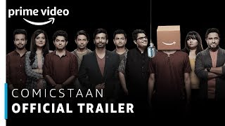 Comicstaan - Official Trailer 2018 | Prime Original | Amazon Prime Video #ComingSoon