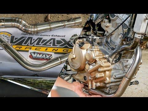 Kalkal Pipe VMAXRacing Big Ebow Soundtest