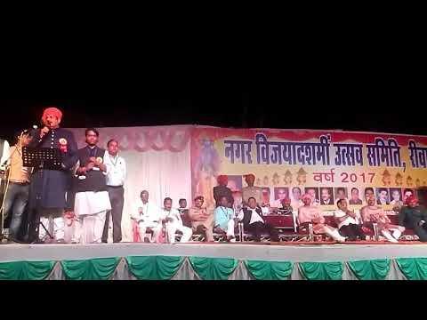Xxx Mp4 रीवा महाराजा श्री पुष्पराज सिंह जी दशहरा उत्सव मे जनमानस को संम्बोधि करते हुऐ 3gp Sex