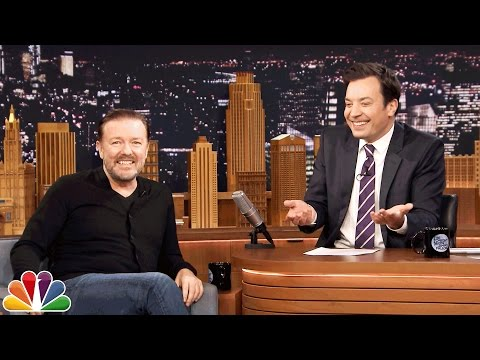 Random People Random Questions with Ricky Gervais