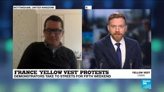 Yellow Vest protests: Despite violence, French people continue to support movement