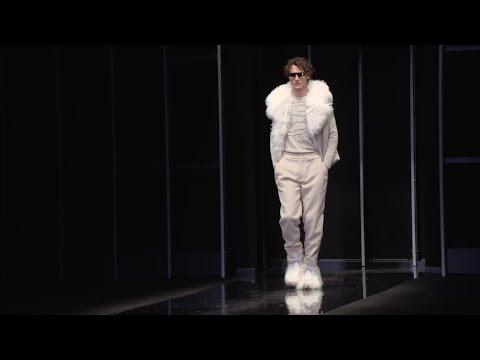 Xxx Mp4 Emporio Armani FW19 20 Men S Fashion Show Video 3gp Sex