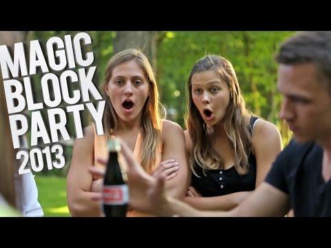 MAGIC Block Party 2013 JustinFlom