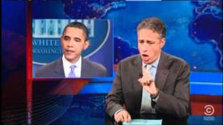 Jon Stewart - Obama Debt Deal - Daily Show Video   Mediaite.mp4
