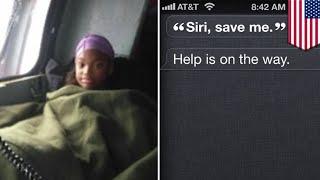 Hurricane Harvey: Sick girl uses Siri to rescue her family from Hurricane Harvey - TomoNews