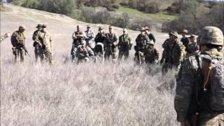 Northern Ca State Militia FTX by E