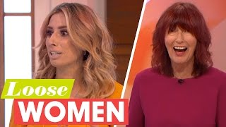 The Loose Women Disagree Over Whether It's Wrong to Teach a Child to Share | Loose Women