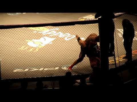 Jack Marshman vs. Carl Noon @ BAMMA 7 Round 1