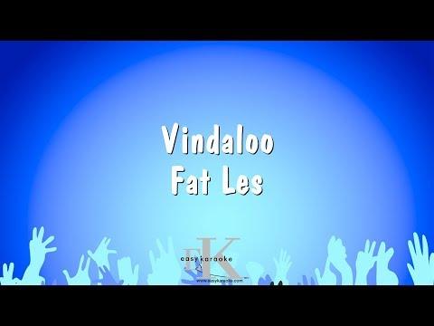 Vindaloo - Fat Les (Karaoke Version)