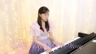 Piano music -  the unfinished story - sad piano song - piano solo instrumental