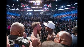 Mayweather vs. McGregor Weigh-Ins: Floyd Mayweather, Conor McGregor Make Weight - MMA Fighting