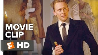 High-Rise Movie CLIP - Party (2016) - Tom Hiddleston, James Purefoy Movie HD