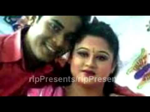 Bangladeshi sexy actress Moyuri's love Scandal with Srabon Shah