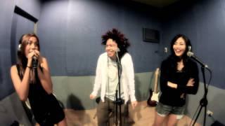 TULAK NG BIBIG KABIG NG DIBDIB by Julianne ( cover with Cara Eriguel & Gee Canlas )